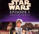 Star Wars Episode I: The Phantom Menace Adventures (TPB)