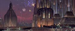 Imperial center ROTJ