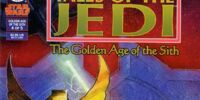 Tales of the Jedi: The Golden Age of the Sith 4: Pawns of a Sith Lord
