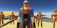 Emboscada en Tatooine (Guerra Civil Jedi)