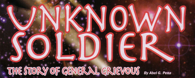 Archivo:Unknown Soldier-Story of General Grievous.jpg