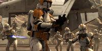 Comandante clon marshal