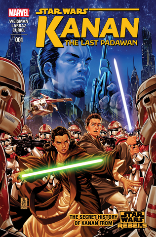 Archivo:Kanan The Last Padawan 1 Cover.png