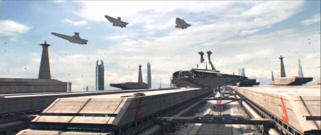Archivo:Área de estacionamiento de Coruscant.jpg