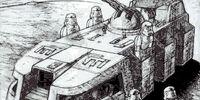 Transporte de tropas de reconocimiento