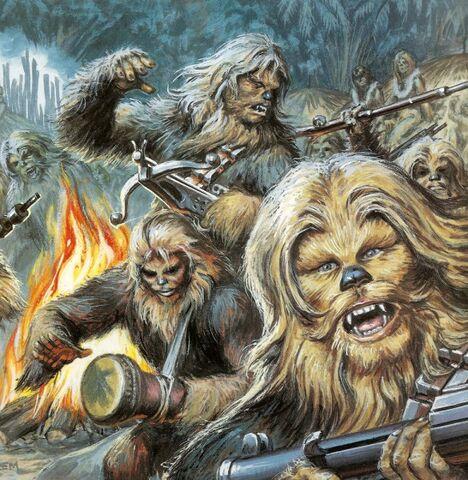 Archivo:Wookiee warrior dance.jpg