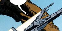 Caza estelar XC-01 Sable Estelar