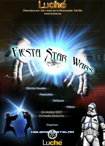 Archivo:FiestaSWLuche.jpg