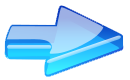 Archivo:Blue Glass Arrow.png