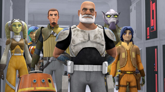 Archivo:Captain Rex and the Rebels.jpg