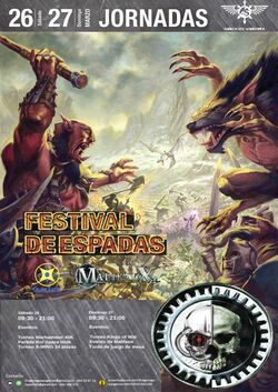 Festival de Espadas 2016 Barcelona torneo warhammer.jpg