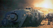 Land Raider Prometheus 3