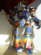 Titan Reaver 12 Acabado 06 Escenografia Wikihammer