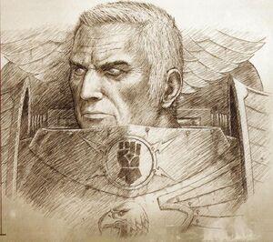 Retrato Rogal Dorn Horus Heresy III Extermination.jpg