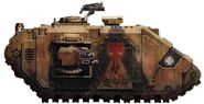 Land Raider Prometheus 9
