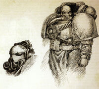 Caos marines kakophoni inicio herejía
