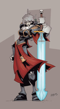 Sororita hermana de batalla 063