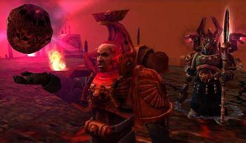 Isador Akios Sindri Myr Maledictum Dawn of War 1 Warhammer 40k Wikihammer.jpg