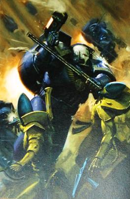 Veteranos Vanguardia Ultramarines Warhammer 40k Wikihammer.png