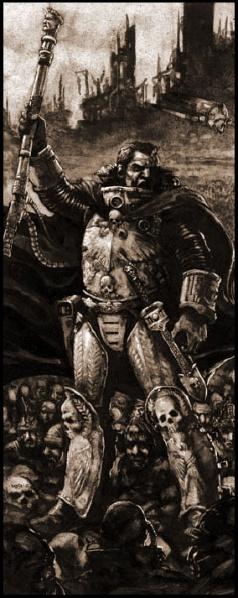 Macharius cruzada comandante solar Imperio