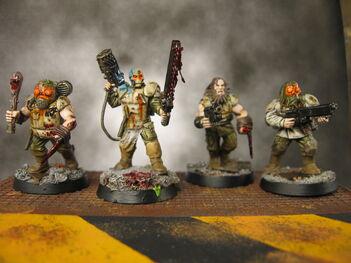 Renegados del caos warhammer