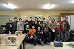 Festival de Espadas 2013 Barcelona Wikihammer 11