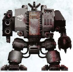 Carcharodons Dreadnought