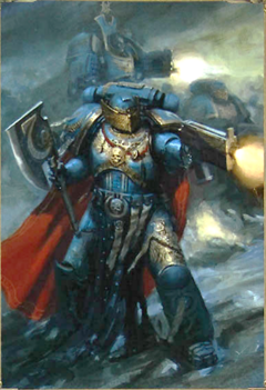 Guardia de Honor Marines Espaciales Warhammer 40k Wikihammer.png