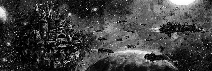 Estacion Orbital Alta Guardia Fortaleza Monastario Garras Astrales Badab Primaris Wikihammer