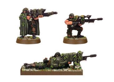 Francotiradores Catachan