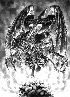 Gran demonio de khorne wikihammer