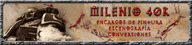 Milenio 40k Blog Logo Banner Wikihammer