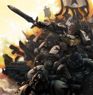 Templarios Negros batalla warhammer 40k wikihammer.jpg