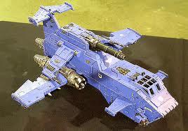 Thunderhawk ultramarine