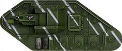 Tormenta iones camuflaje Guardia Imperial