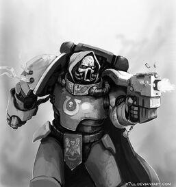 Ultramarine capellan