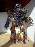 Titan Reaver 12 Acabado 05 Escenografia Wikihammer
