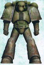 Aves de Presa Sargento Veterano Karkota Mk. VI Wikihammer