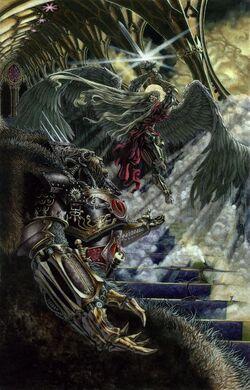 Sanguinius vs Horus 2