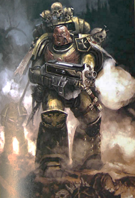 Veteranos Guardia Puños Imperiales Marines Espaciales Warhammer 40k Wikihammer