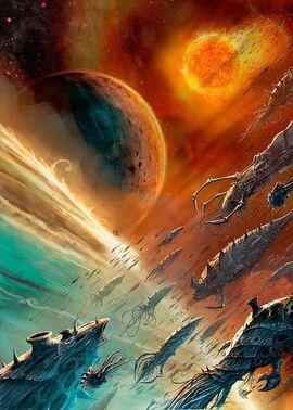 Tiranidos invasion orbital.jpg