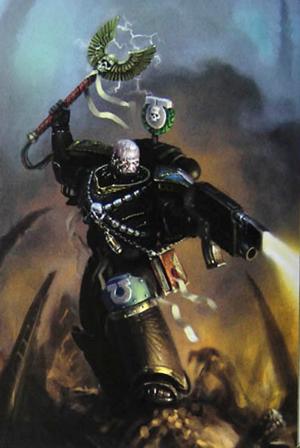 Ortan Cassius Capellán Ultramarines Warhammer 40k Wikihammer
