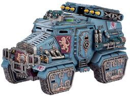 Taurox Prime lanzamisiles