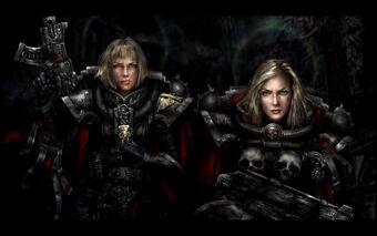 Sororitas 2 hermanas batalla.jpg