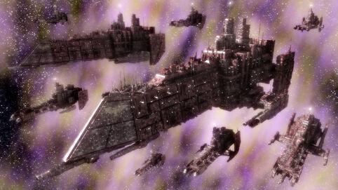 Flota Batalla Viaje Disformidad Inmaterium Wikihammer