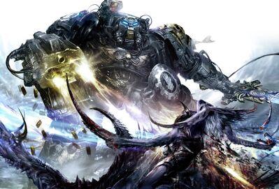 Terminator manos de hierro