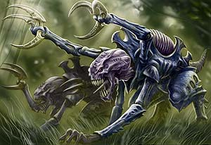 Genestealers-in-the-grass