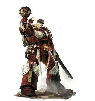 Marine sacerdote sanguinario corbulo