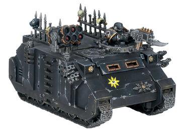 Rhino legion negra