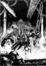 Exarca Escorpion asesino